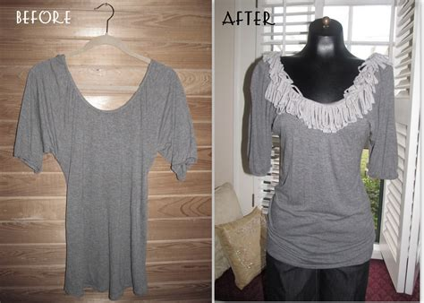 8 Ways To Customise Your Clothes by 5 Creative Ways To Redesign T Shirts Recycle