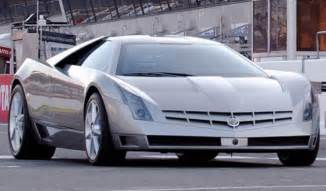 Cadillac Corvette Mid Engined Quot Corvette Quot To Be A Cadillac