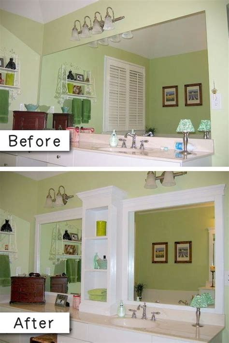 How To Decorate A Bathroom Mirror by Bathroom Mirror Ideas That Will Help Decorate Your
