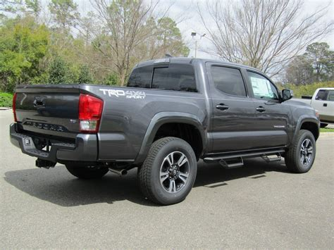 2017 tacoma trd sport price new 2017 toyota tacoma trd sport cab in tallahassee