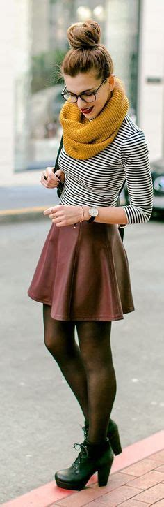 Style For Less A Lot Less Pleather Locklear Second City Style Fashion by 1000 Ideas About Winter Skirt On