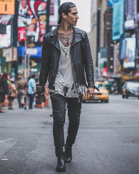 7 Great Rock Accessories For Guys by Rock Fashion Style Www Pixshark Images
