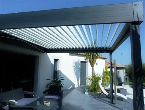 Terrasse Couverte En Alu 3492 by Optez Pour Une Pergola Bioclimatique En Aluminium De