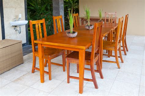 Balinese Dining Table Bali Products Balinese Interior Design