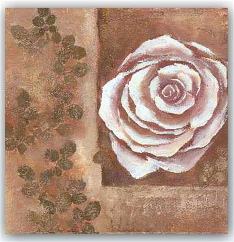 Tp08 147 Import Hk china brush stroke canvas painting modern abstract flower tp08 147 china giclee