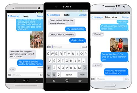 android messaging imessage on android imessage for android