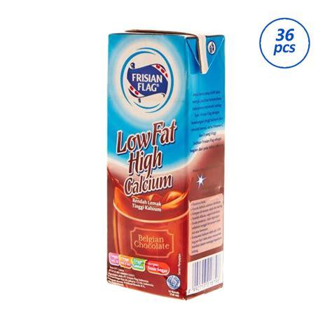 uht frisian flag botol jual frisian flag low chocolate uht 36 pcs 225