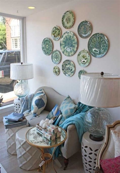 Decorating With Plates by Livelovediy Using Plates As Wall Crafty Ideas