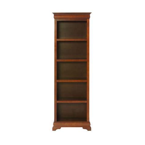 Home Decorators Bookcase | home decorators collection louis philippe sequoia open