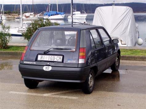 renault car 1990 riker t19m 1990 renault lecar specs photos modification