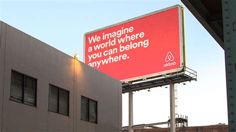 airbnb english airbnb s consistent rebrand focuses on the sense of