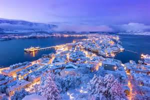 Norway Lights Winter Wonderland 197 Lesund 22 11 2015 Youtube