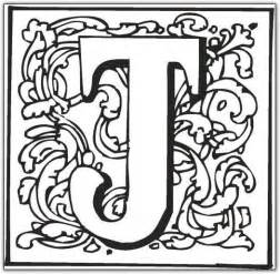 fancy coloring pages free coloring pages of o fancy letter