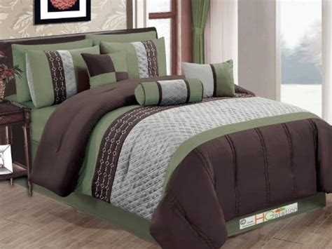 green and brown comforter set green and brown comforter and bedding sets