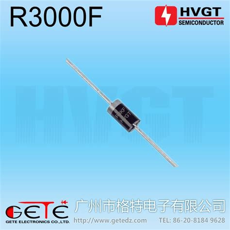 high frequency diodes r3000f r3kf high frequency hv diodes hvgt high voltage rectifier www hvgtsemi