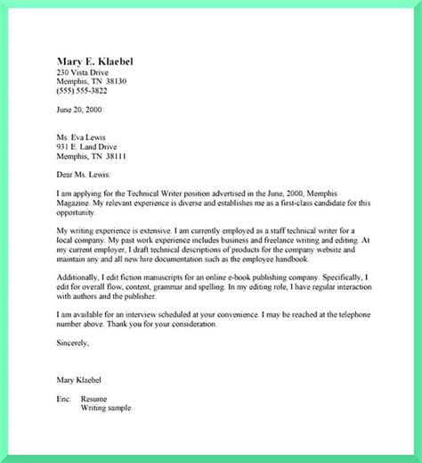 Different Types Of Cover Letters by Career Cover Letter On Behance