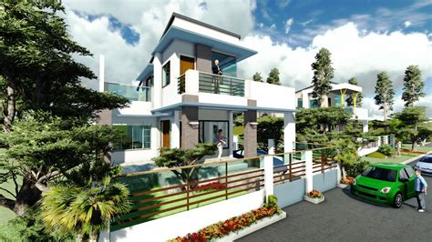 Dream Home Designs Erecre Group Realty Design And | house designs philippines architect home design and