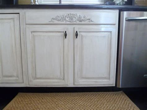 cabinets next to fireplace how to distress white cabinets from quot our fifth house quot blog