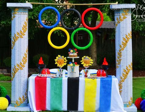 olympics themed office events olympics summer quot olympics party quot catch my party