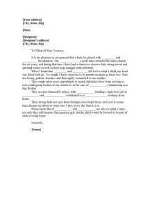 letter of recommendation for adoptive parents letter of