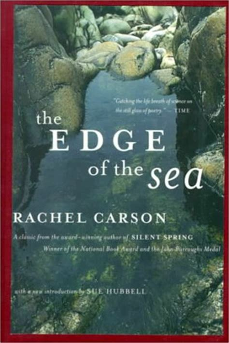 edge a clear headed history books the edge of the sea by carson reviews discussion