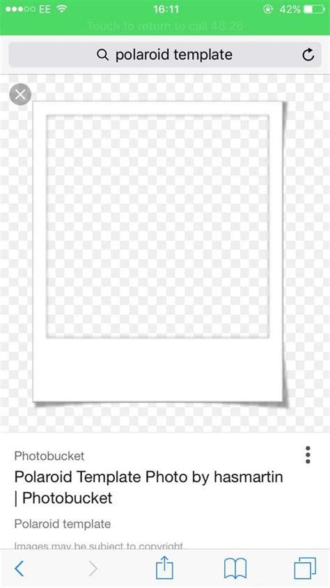 Diy Bts Polaroid Army S Amino Polaroid Template App