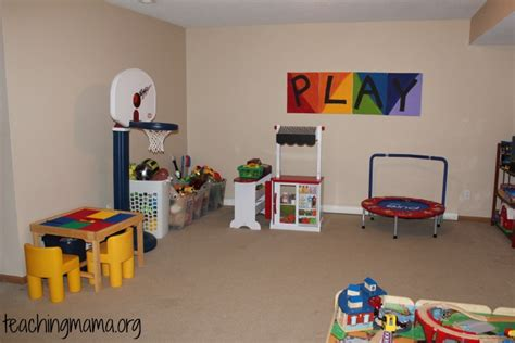 For Playroom by Room Organization Free Bin Labels