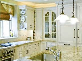 Kitchen Windows Ideas Kitchen Window Treatments In European Style Building