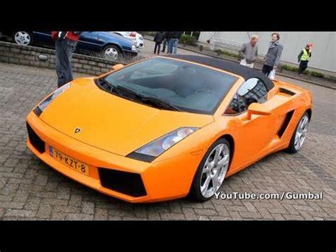 Lamborghini Gallardo Acceleration Lamborghini Gallardo Spyder Acceleration Drive By 1080p
