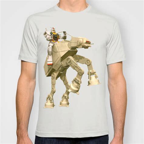 Tshirtt Shirtkaos Gundam gundam at at t shirt by sheharzad arshad on deviantart
