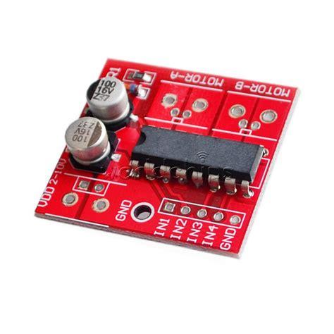 Mini L298n Dual Motor Dc Driver mini dual 2 channel 2 5a dc motor driver module beyond