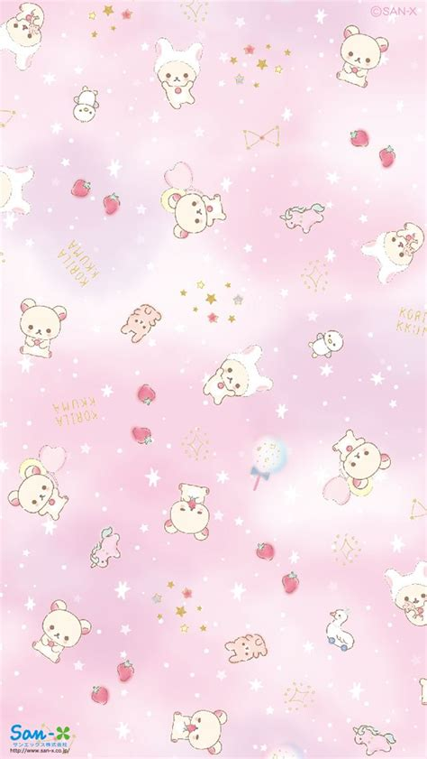 kawaii wallpaper pink kawaii pastel wallpaper gallery