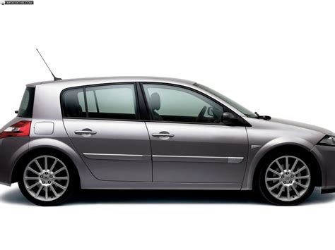 2007 Renault Megane Ii Pictures Information And Specs