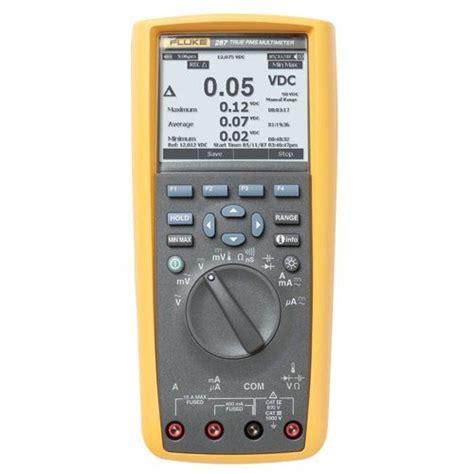 Fluke 287 True Rms Electronics Logging Multimeter fluke 287 true rms electronics logging multimeter with trendcapture shop best selling sale93