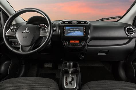 mirage mitsubishi 2015 interior 2015 mitsubishi mirage es interior 02 photo 22