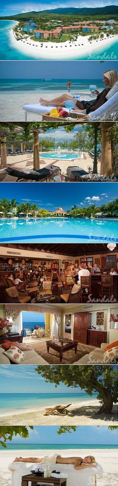 sandals jamaica all inclusive resorts the top caribbean all inclusive resorts for honeymoons