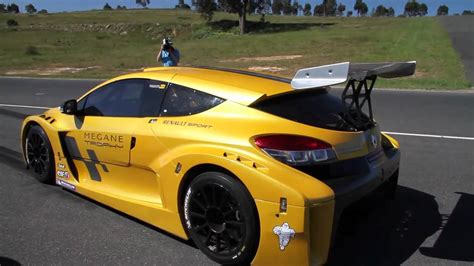 renault race cars renault megane race car youtube