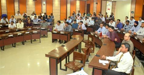 Mba Fields In Iim iim i epgp organises finance and analytics
