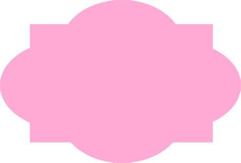 label design vector png pink label clip art at clker com vector clip art online