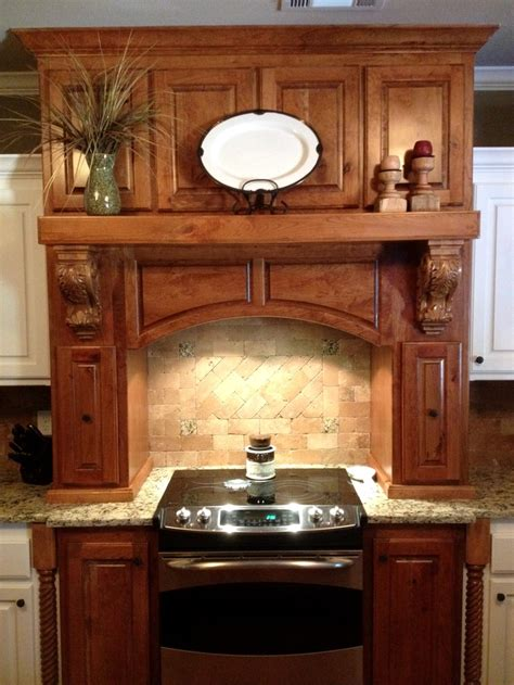 17 best images about kitchen mantle ideas on black granite traditional and