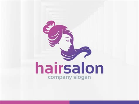 salon logo templates hair salon logo template by alex broekhuizen dribbble