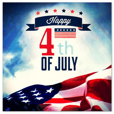 Happy 4th Of July Messages Wishes Quotes Happy 4th Of July Email Template