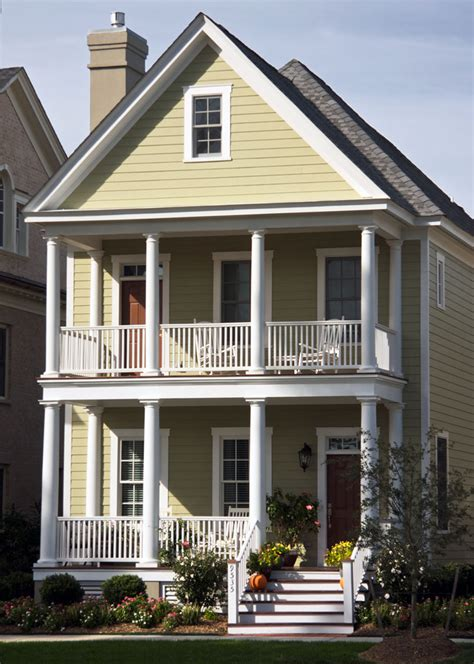 Simple House Plans With Porches architectural styles at east beach norfolk luxury condos