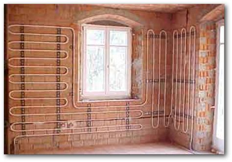 Hydronic Radiant Wall Panels Hydronics Manufacturing A Brief History Of Radiant Wall