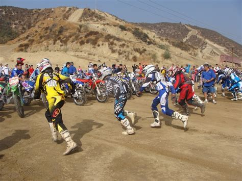 how long is a motocross race 24 hours of glen helen part motocross part road race