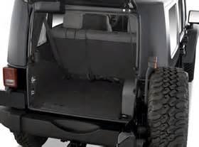 Jeep Wrangler Cargo Space Should I Rent A 2 Door Or 4 Door Jeep Kauai Jeeps