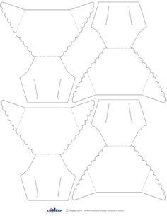 Happy Diapers Macaroons template for our onesie bow tie banner all we need is to