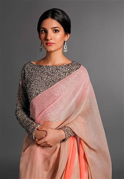 high neck saree jacket 30 latest high neck blouse designs for sarees