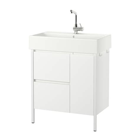 Ikea Bathroom Sink Cabinets Yddingen Sink Cabinet With 2 Drawers 1 Door Ikea