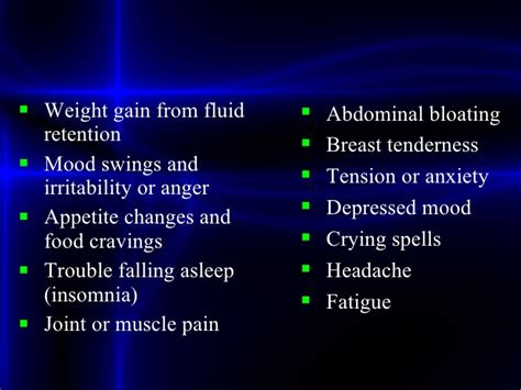 endometriosis mood swings and depression women s disorders ppt